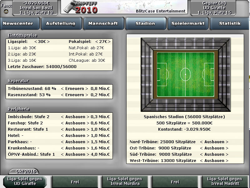 Anpfiff 10 Stadion