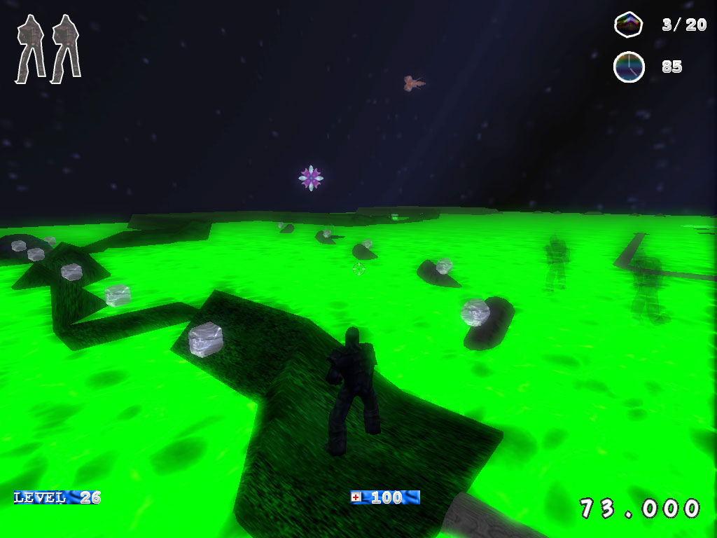 Ambient Runner Legend 2 Säure