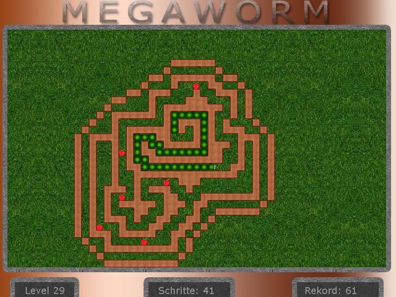 Megaworm Schweres Level