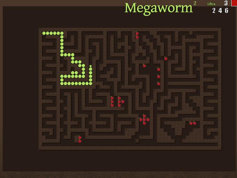 Megaworm 2 Labyrinth