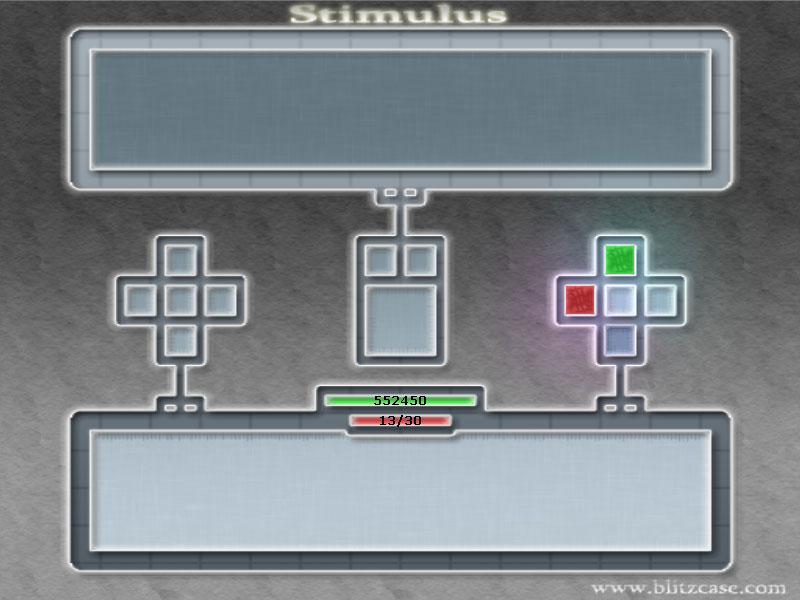 Stimulus Reaktionsspiel