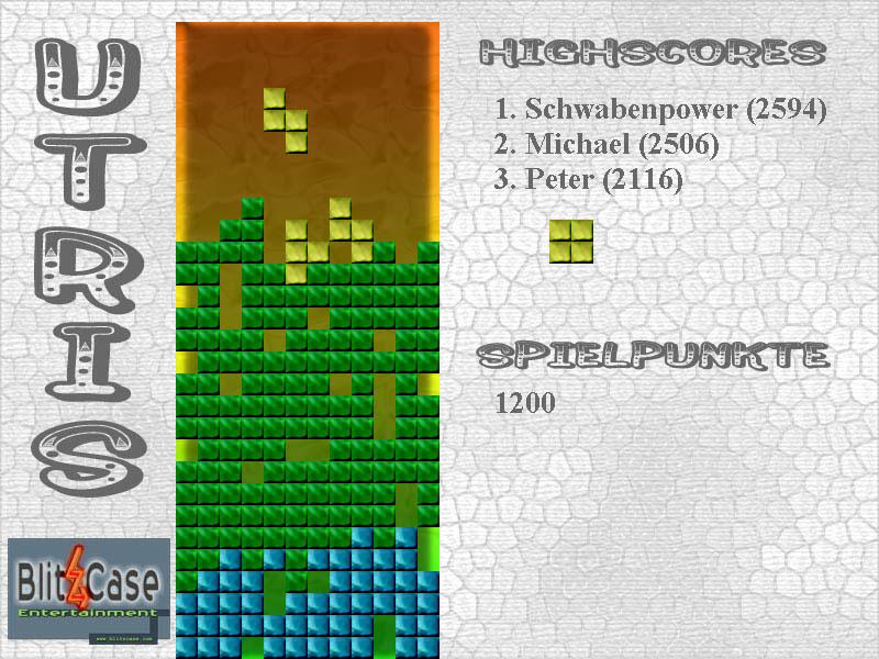 Utris Tetris